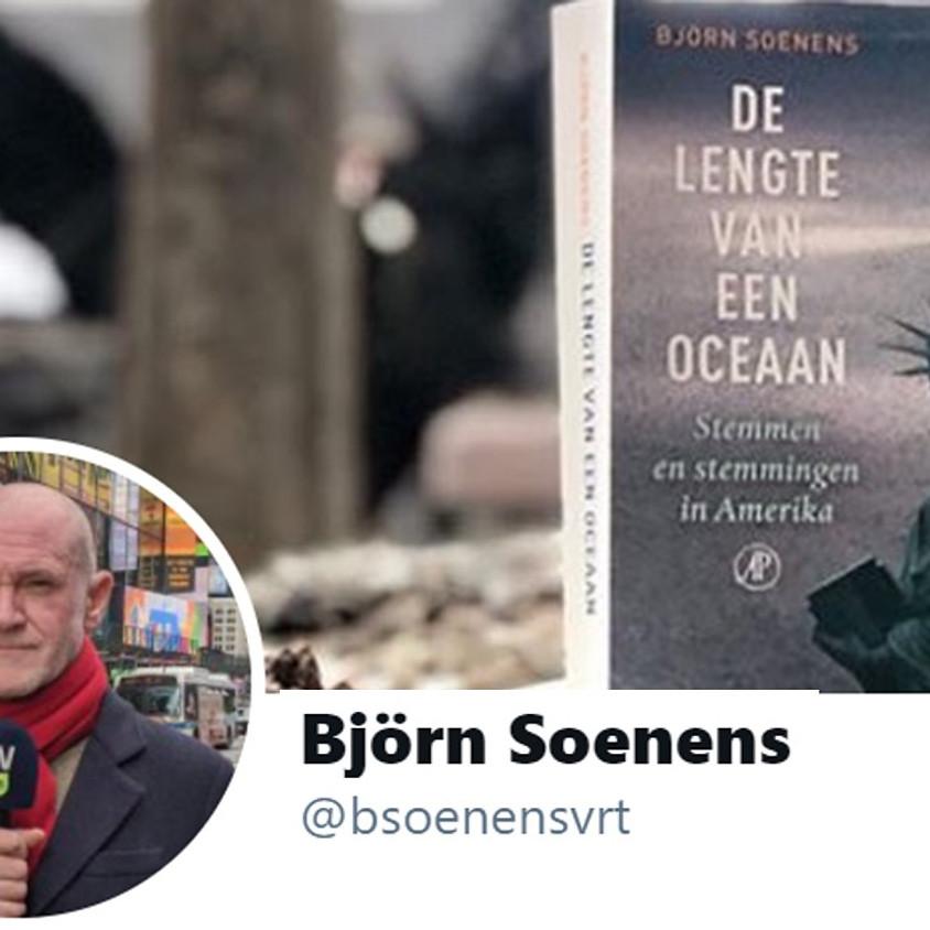 woe 5 mei 2021, ZOOM-vergadering, Björn Soenens, vrt-correspondent in NYC