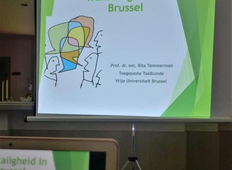 Fotoverslag van de februarivergadering in de Witte Meren, met prof. Temmerman als gastspreekster
