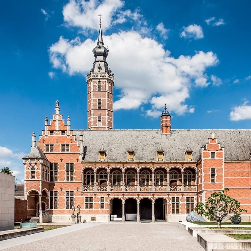 13 september, VIP bezoek vernieuwd museum Hof van Busleyden met lezing van artistiek directeur Sigrid Bosmans