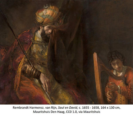 Saul en David Rembrandt Mauritshuis i txt.jpg
