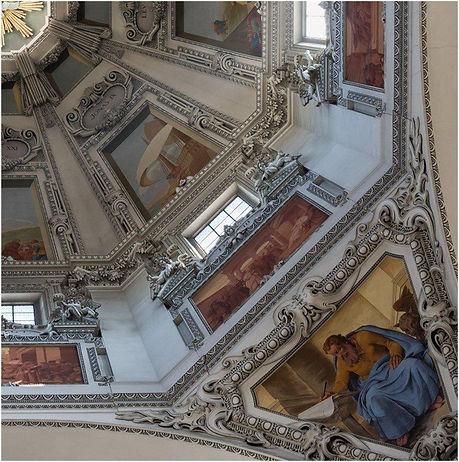 Dom Salzburg koepel foto Diego Delsa det