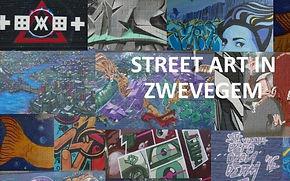 Street Art in Zwevegem