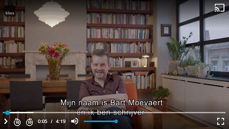 27 maart 2020 - Bart Moeyaert