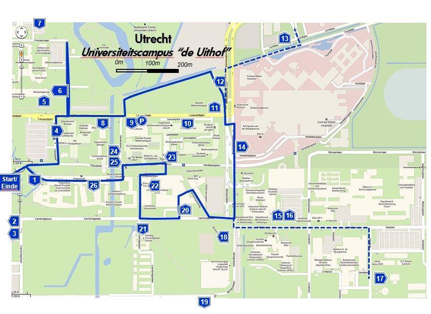 Utrecht Uithfwandeling