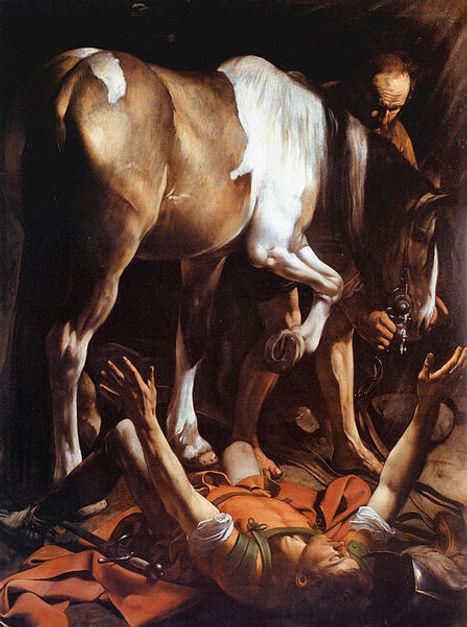 Caravaggio_-_La_conversione_di_San_Paolo