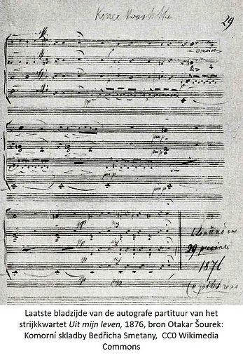 Smetana Partituur Uit mijn leven.jpg