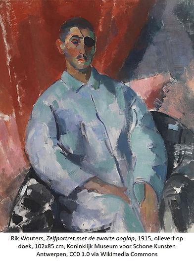 Rik Wouters Zelfportret Zwarte lap.jpg