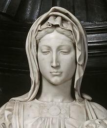 Madonna Michelangelo OLV kerk Brugge, de