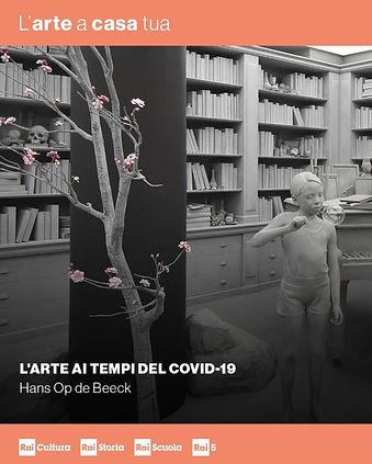 29 mei 2020 - Hans Op de Beeck, visuele fictie in zwart/wit