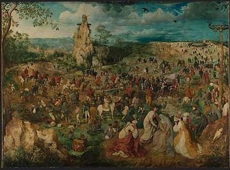 24 maart - Bruegel