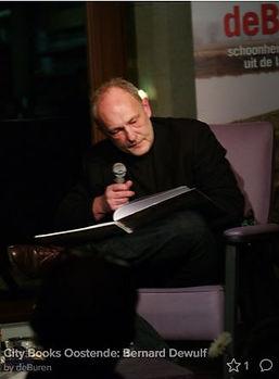 29 maart 2020 - Bernard Dewulf, Fragmenten uit Oostende
