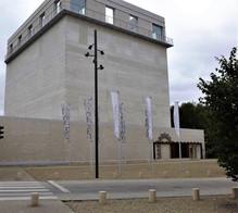 Mechelen Museum Kazerne Dossin