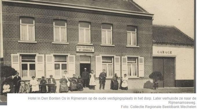 6 april 2020 - Karel Jonckheere en 'den Bonten Os'