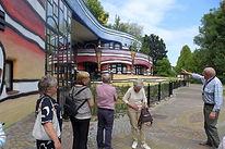 Hundertwasser en Organische Architectuur