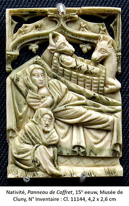 Musée de Cluny Coffret CI 11144 Nativité txt.jpg