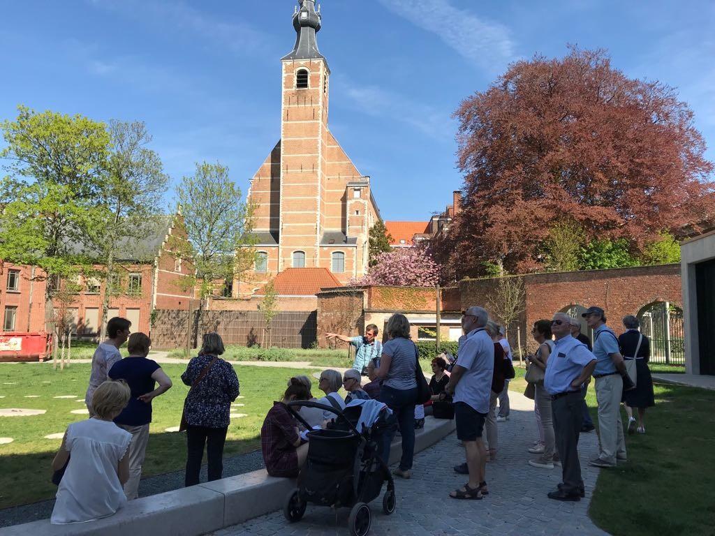 Mechelen Sinte-Mettetuin