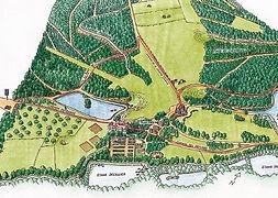 Solvay-park met Stichting Folon