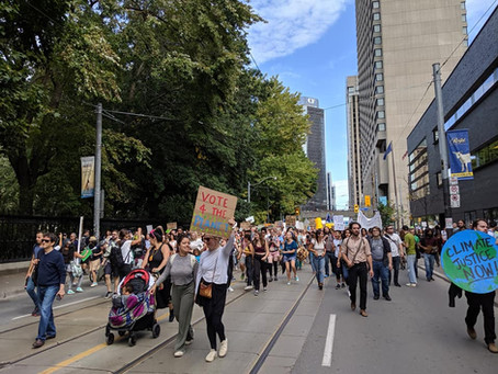 Friday Strike for Climate