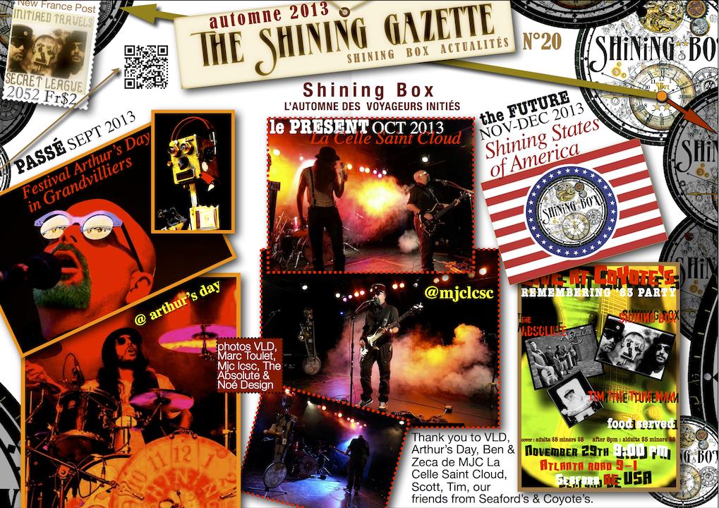 The Shining Gazette N°20
