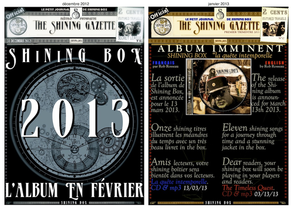 The Shining Gazette N°16 & N°17