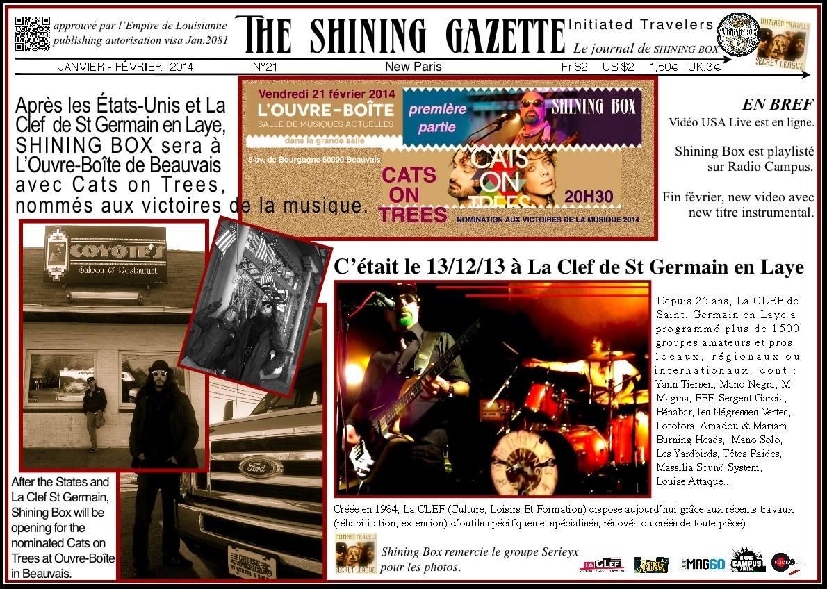 The Shining Gazette N°21