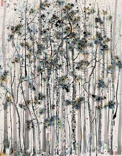 Blue Pines