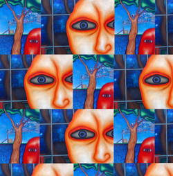 Blue & Red   M. Flisiuk     AN2015.