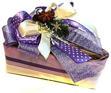 Подарок в виде кусочка торта