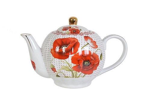 Чайник « Маков цвет»