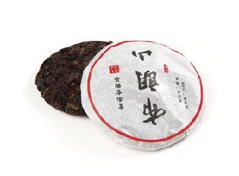 """Шу Пуэр блин """"Юньнань Гушу"""" (150 г) 2012г"""