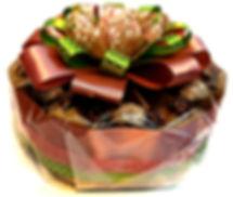 Подарок в виде торта