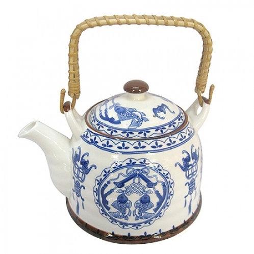 Чайник « Орнамент» с заварочным ситом