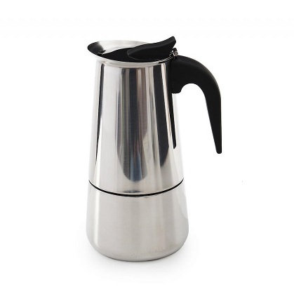 Гейзерная кофеварка (4-9 чашек)