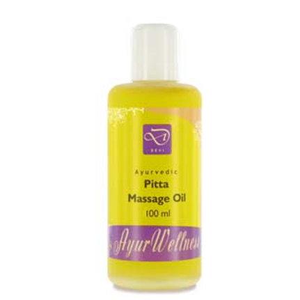Pitta massge olie - 100 ml.