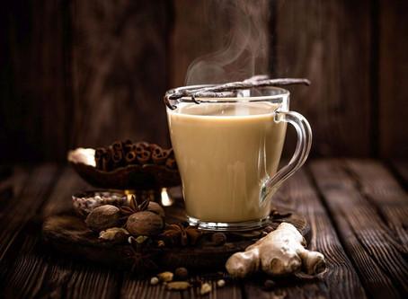 Chai latte (Indiase thee)