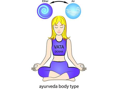 Voeding- en leefstijl Vata