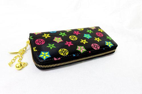 Women's Fashion Wallet, Vibrant Colour