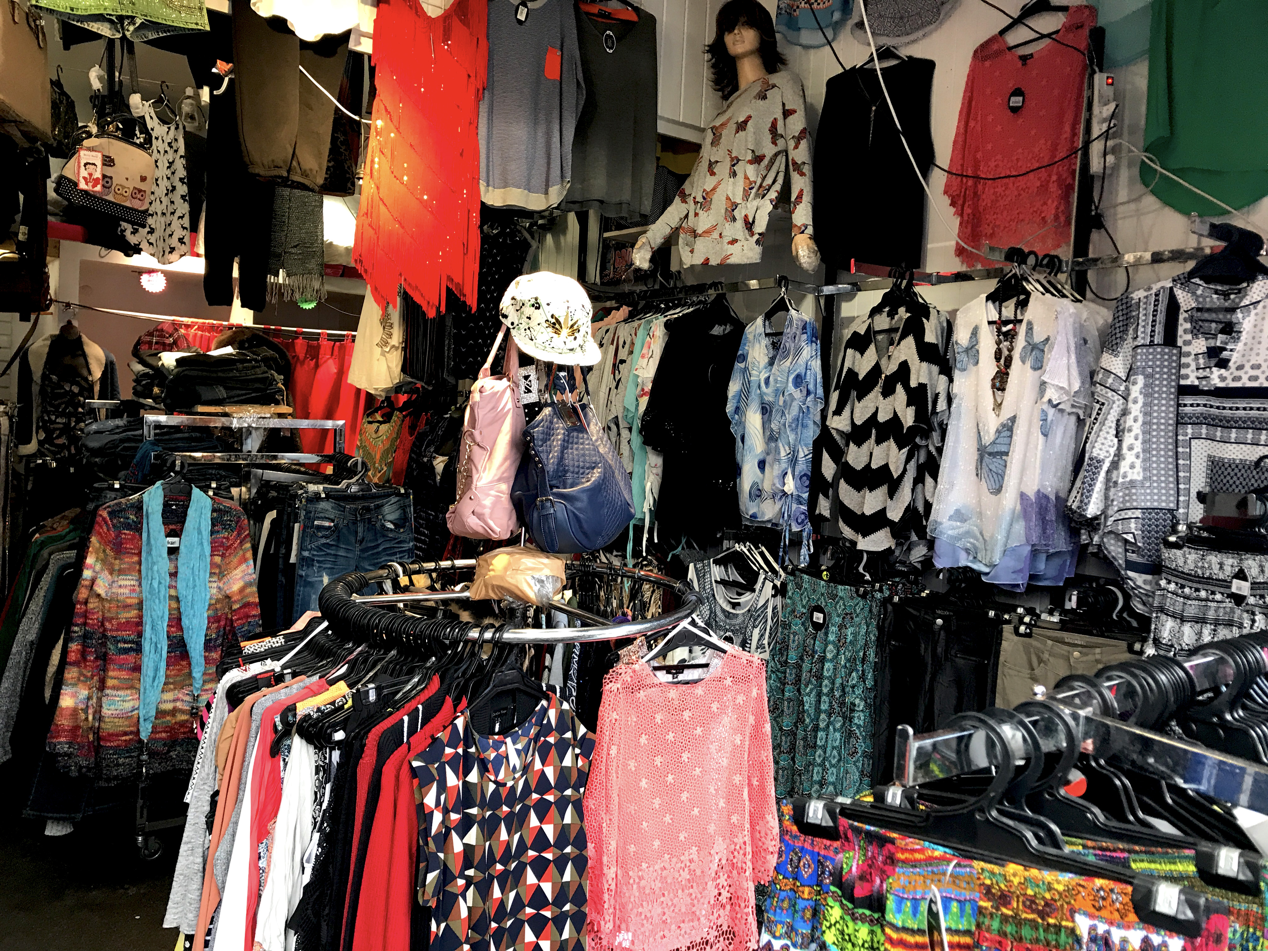 Vic Market Stall