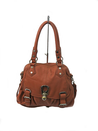 Women's Tan shouler Bag
