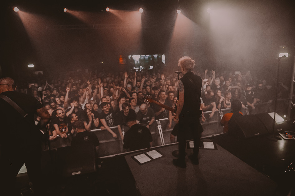 Sum 41 in London