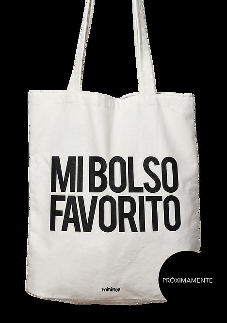BOLSA TOTE | FAVORITO
