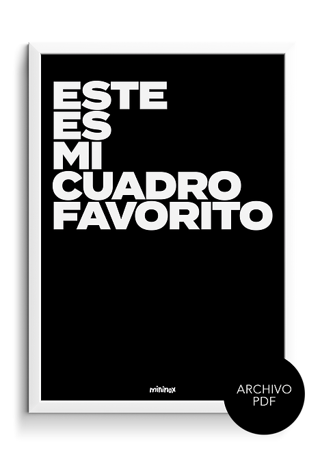 FAVORITO | DESCARGA DIGITAL