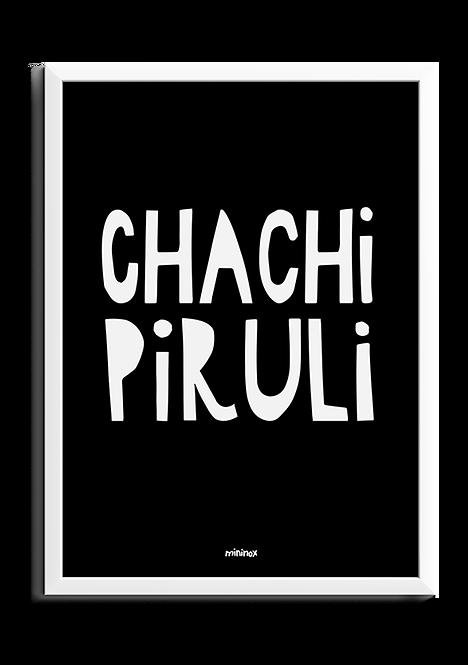 CHACHI PIRULI