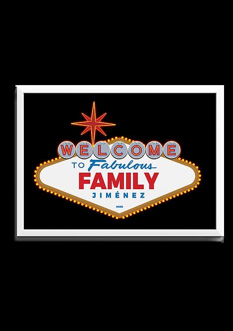 LAS VEGAS (Family & Home)