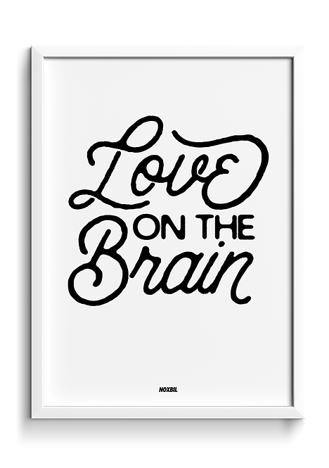LOVE ON THE BRAIN