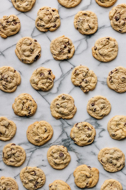 Chocolate Chip Cookies infused with CBD
