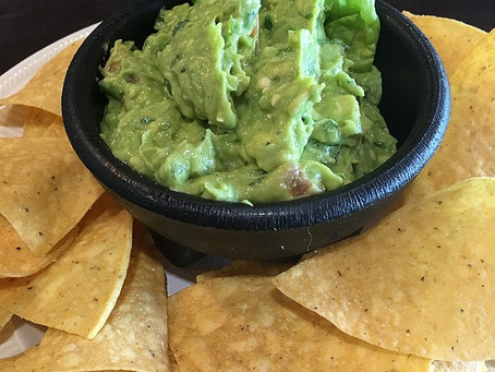Guacamole Infused with CBD
