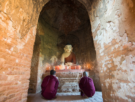 Amazing Cultural Singing: Monk Chanting. How Does It Help Us?