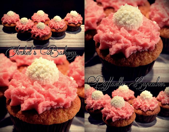 ♦ Raffaello-Cupcakes♥ ♦