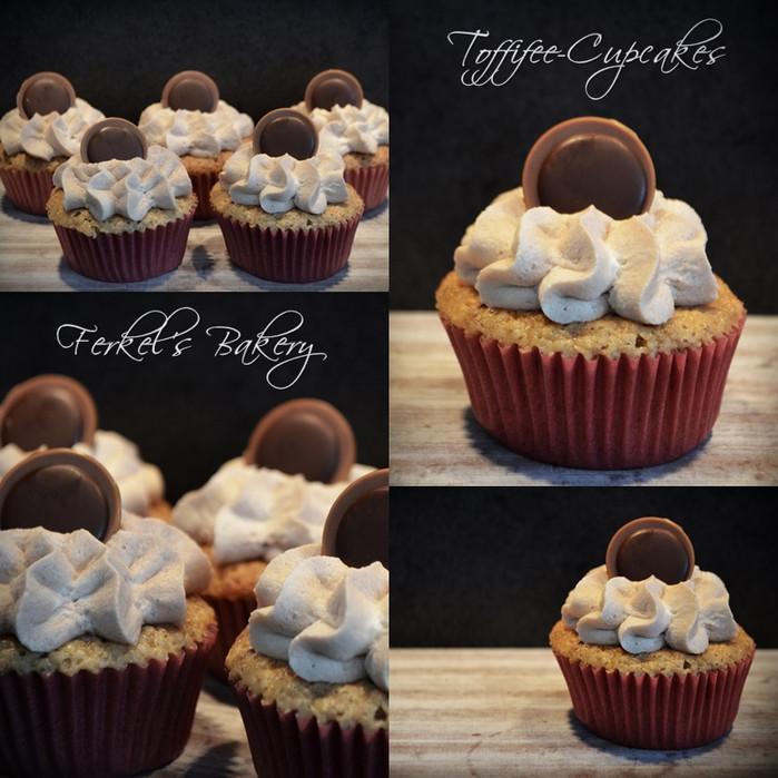 ♦ Nuss-Toffifee-Cupcakes♥ ♦